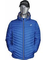 Мужская зимняя куртка Nike, осенняя куртка Найк копия