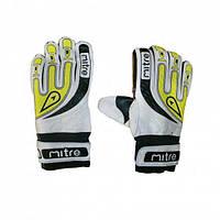 Перчатки вратарские MITRE FB-0037-12Y. Распродажа!