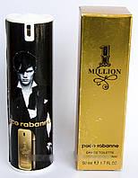 Мужская парфюмерия в мини флаконе 1 Million Paco Rabanne 50 мл