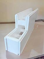 Трмоблок полистирольный, Строим по технологии Термодом.