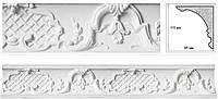 Карниз с орнаментом | Гипсовая лепнина - фасадно-внутренний декор