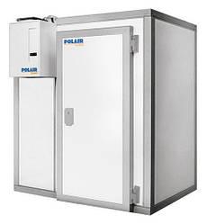Холодильні та морозильні камери Polair