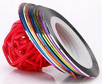 Цветная нить для декора NC-01 YRE