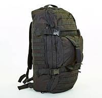 Сумка-рюкзак (трансформер) тактический TY-186-BK