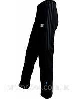 Мужские спортивные брюки, штаны Adidas трикотажные утепленные V-M-B-58