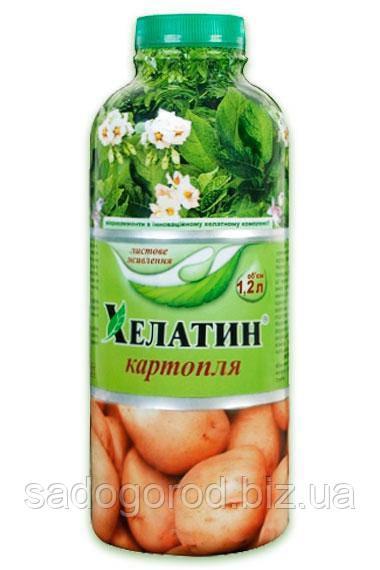 Хелатин Картофель, 1.2 л