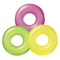 Круг детский для плавания 59262 Intex 91 см КК