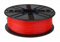 Пластиковый материал филамент gembird ff-3dp-pla1.75-02-r для 3d-принтера pla 1.75 мм красный