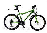Велосипед AZIMUT VOLTAGE G F/R-D, к26 Модель 2014 года