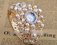 Женские часы Жемчуг