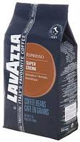Кофе Lavazza Super Crema в зернах 1000 г(Италия)