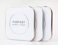 Беспроводная Зарядка Wireless Charger Fantasy Qi Standard Квадратное Зарядное Устройство
