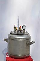 Бытовой автоклав для консервации (Николаев)