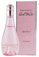 Женская туалетная вода Davidoff Cool Water Sea Rose (Давидофф Кул Вотер Си Роуз)