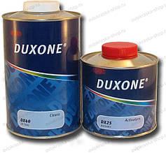 Двухкомпонентный акриловый лак DX-40, Duxone