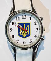 Наручные часы с гербом Украины, часы недорого