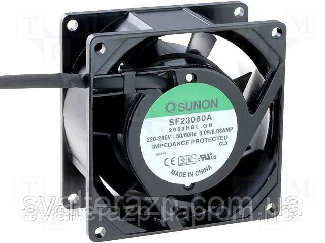 Промышленный вентилятор SF23080A2083HBL  Sunon