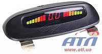 Датчик парковки BREES Н069 (черный), 8 датчиков(800163)