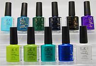 Гель-лак YRE SCL 10 ml, цветное покрытие №83-93, покрытие ногтей