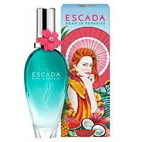 Женская туалетная вода Born in Paradise Escada (Борн Ин Парадайз Эскада) - райский пьянящий аромат!