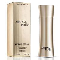 Мужская туалетная вода Armani Code Golden Edition Giorgio Armani (Армани Код Голден Эдишн)
