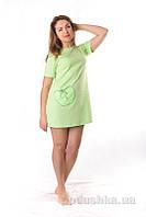 Женская ночная сорочка VVL-TEX 356-1 Яблоко 52