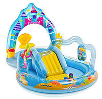 "Детский игровой центр Mermaid Kingdom Play Center ""Русалки"" Intex 57139 ZN"