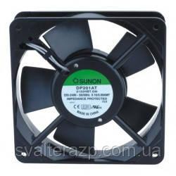 Вентилятор осевой переменного тока Sunon DP201AT2122HBT 120X120X25