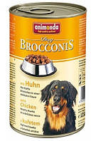 Animonda (Анимонда) Консерва для собак Brocconis, курица 1,24кг