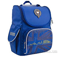 Рюкзак каркасный 1 Вересня H-11 Oxford blue 1-553292