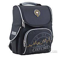Рюкзак каркасный 1 Вересня H-11 Oxford black 1-553294