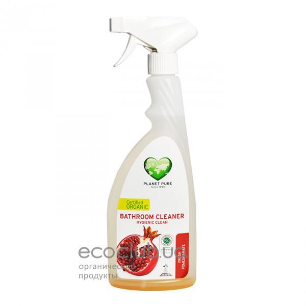 Средство для мытья ванной комнаты органическое Planet Pure 510мл
