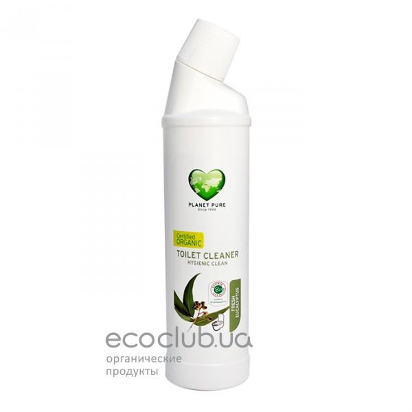 Средство для мытья туалета органическое Planet Pure 750мл