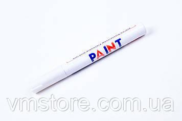 Маркер-Paint фарба SP-101, білий колір, маркери-фарба білі