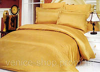 Комплект постельного белья Le Vele silk-satin jakkaranda-curru