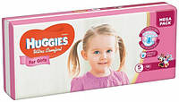 Подгузники для девочек Huggies Ultra Comfort 5 (12-22 кг) Mega Pack, 56 шт.
