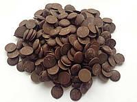 Шоколадные чипсы молочные 30% какао Люкс Украина