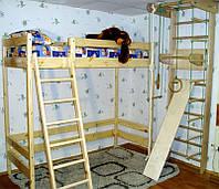 Кровать чердак Ирель, высота 187см