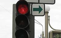 В Украине разрешат ездить на красный свет