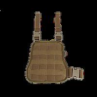 Тактическая набедренная платформа MOLLE