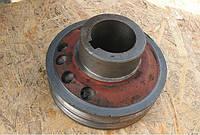 Шкив на коленвал дизеля бульдозера Т-130, Т-170, Б10М 14-03-12