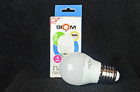 Светодиодная лампа Biom BT-543 G45 4W E27 3000К матовая, фото 1