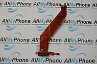 Шлейф для планшета Samsung P5100 коннектора зарядки / микрофона