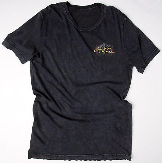Футболка Lee - Black Mineral Wash