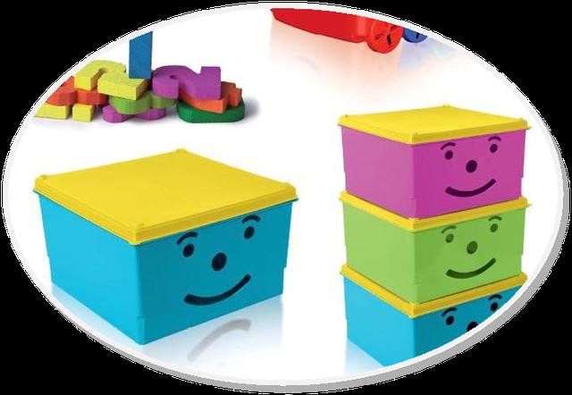 Ящики, коробки для игрушек