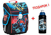 "Рюкзак школьный каркасный Transformers TF17-503S, ТМ ""Kite"""