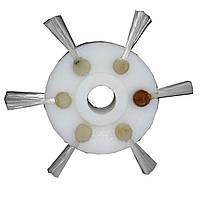 Щеточный барабан высевающего аппарата для сеялок СОТ ЩВА 96/6. Роста