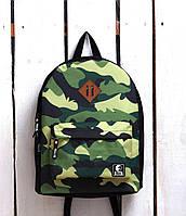 Рюкзак «Ястребь» Светлый Woodland camo, Принт №2