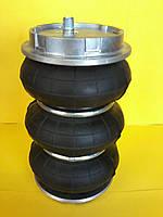 Пневмоподушка RUBENA 130×3 в чешском металле