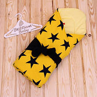"""Зимний конверт-одеяло """"Star"""" на выписку"""